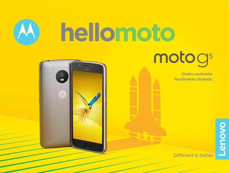 MWC 2017: Moto G5, la quinta generación del Motorola ya es oficial - 1366_2000-800x604