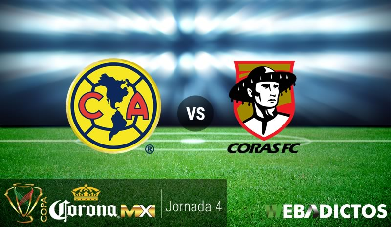 América vs Coras, J4 de Copa MX Clausura 2017 | Resultado: 1-0 - america-vs-coras-j4-copa-mx-clausura-2017