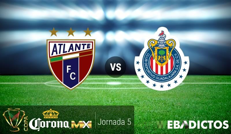 Atlante vs Chivas, J5 de la Copa MX C2017   Resultado: 1-3 - atlante-vs-chivas-j5-copa-mx-clausura-2017