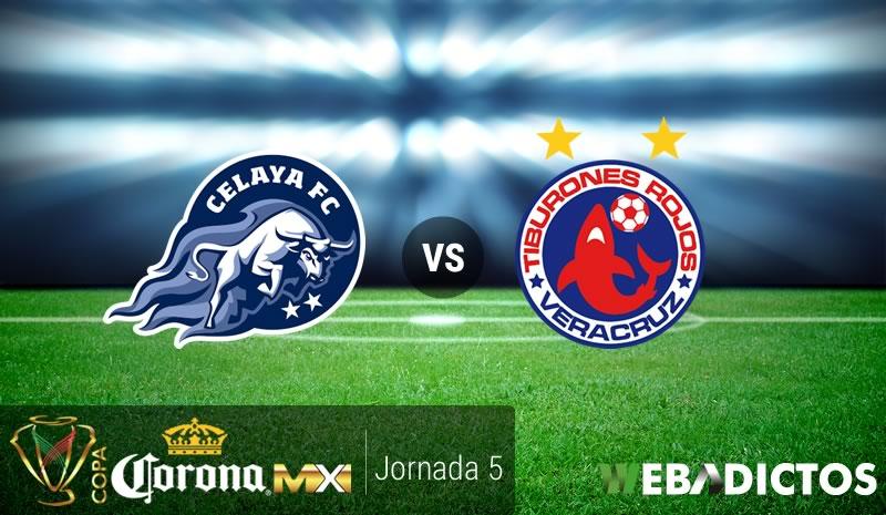 Celaya vs Veracruz, Jornada 5 Copa MX C2017 | Resultado: 1-1 - celaya-vs-veracruz-j5-copa-mx-clausura-2017
