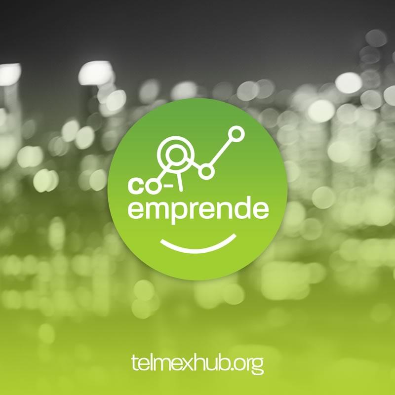 co emprende Co emprende, iniciativa de TelmexHub que ofrece talleres y cursos a Emprendedores