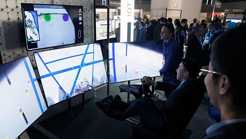 Telefónica y Ericsson hacen la primera demo mundial de conducción remota 5G durante el MWC 2017 - conduccion-remota-5g-ericsson