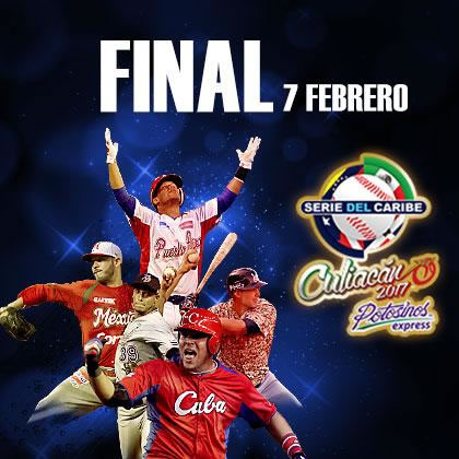México vs Puerto Rico, Final de Serie del Caribe 2017   Resultado: 0-1 - final-serie-del-caribe-2017-internet
