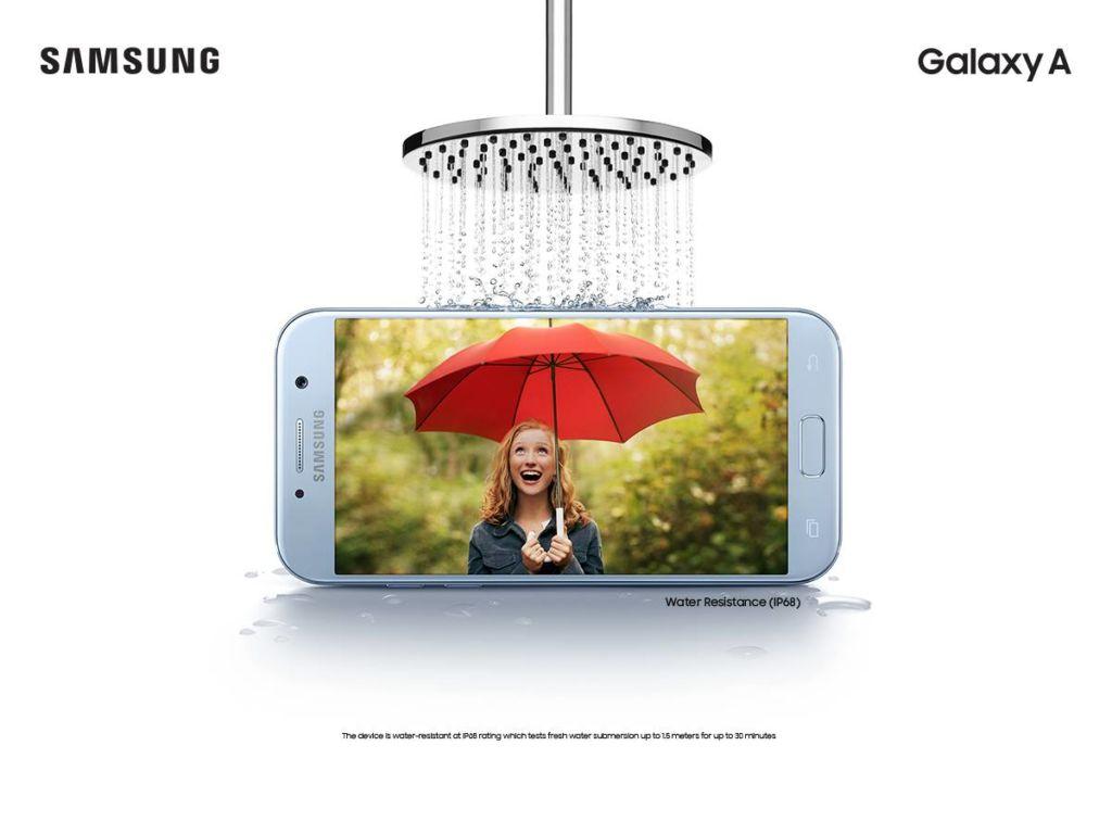 galaxy a samsung 1 Galaxy A 2017 de Samsung llegan a México