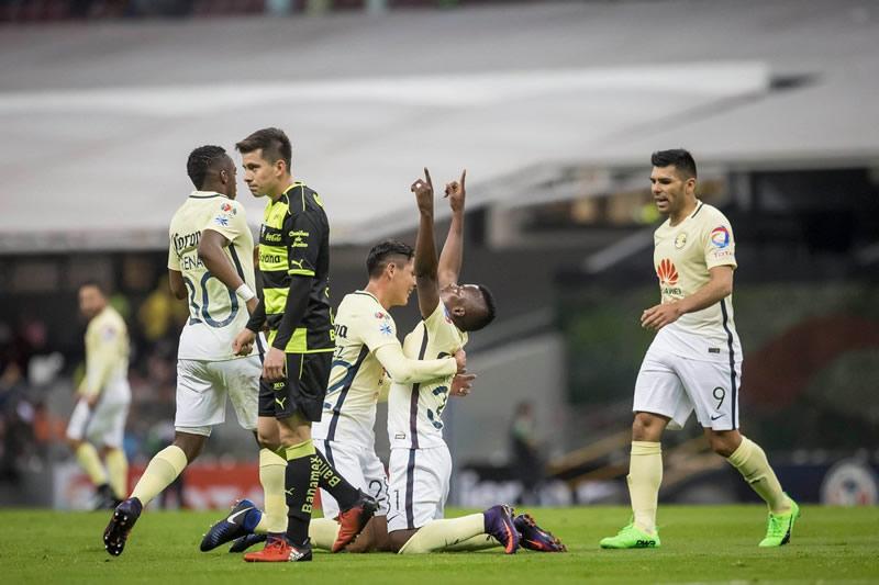 Horario América vs Santos y en qué canal verlo; J6 Copa MX Clausura 2017 - horario-america-vs-santos-j6-copa-mx-clausura-2017
