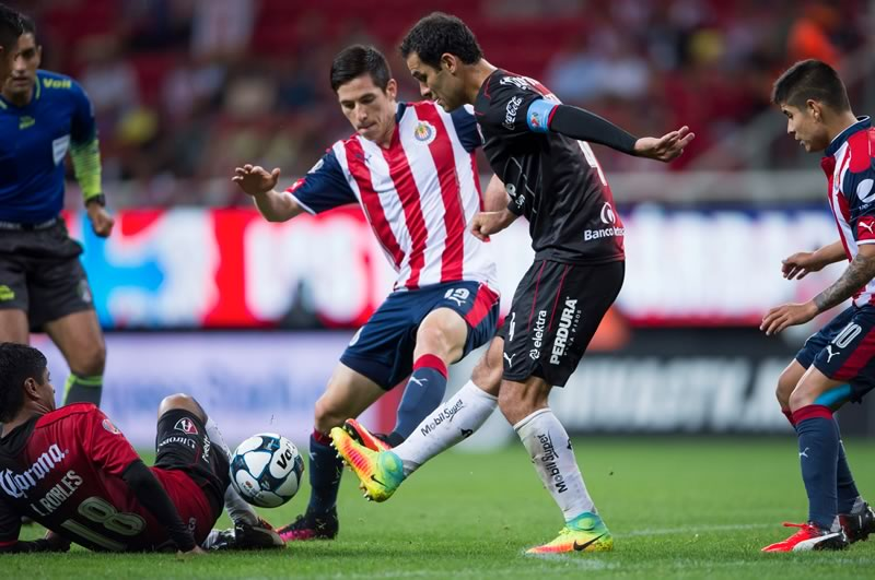 Horario Chivas vs Atlas y canal; clásico en la J6 del Clausura 2017 - horario-chivas-vs-atlas-j6-clausura-2017