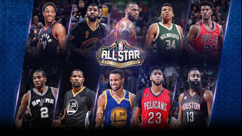 horario nba all star 2017 Horarios del NBA All Star 2017 y en qué canal verlo