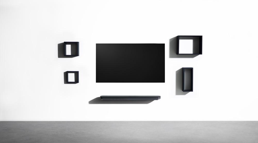 LG muestra en Innofest el nuevo concepto de casa inteligente - lg-signature-oled-tv-w