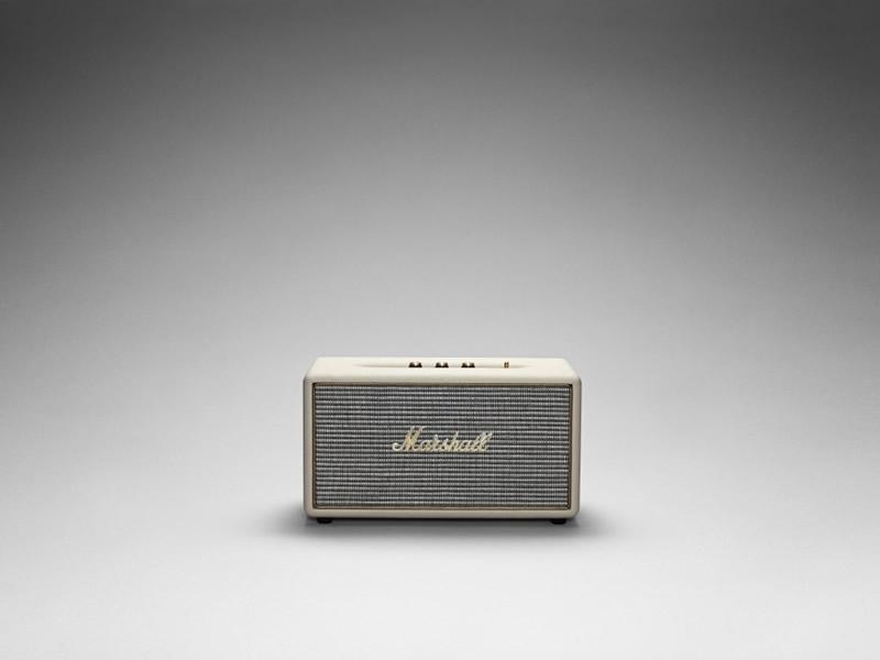 Marshall presenta Stanmore Bluetooth Speaker Cream - marshall-cream