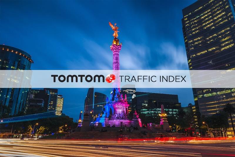La Ciudad de México es la ciudad con más tráfico del mundo: TomTom Traffic Index 2017 - mexico-la-ciudad-con-mas-trafico-del-mundo