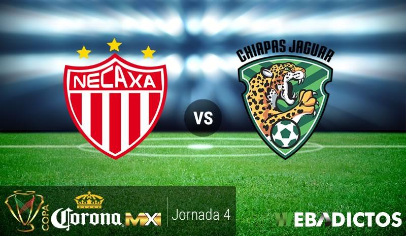 Necaxa vs Jaguares, J4 Copa MX Clausura 2017   Resultado: 1-2 - necaxa-vs-jaguares-chiapas-j4-copa-mx-clausura-2017