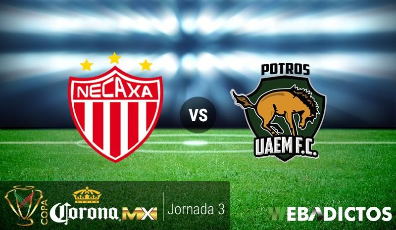 Necaxa vs Potros UAEM, Jornada 3 Copa MX C2017 | Resultado: 5-1 - necaxa-vs-potros-uaem-j3-copa-mx-clausura-2017