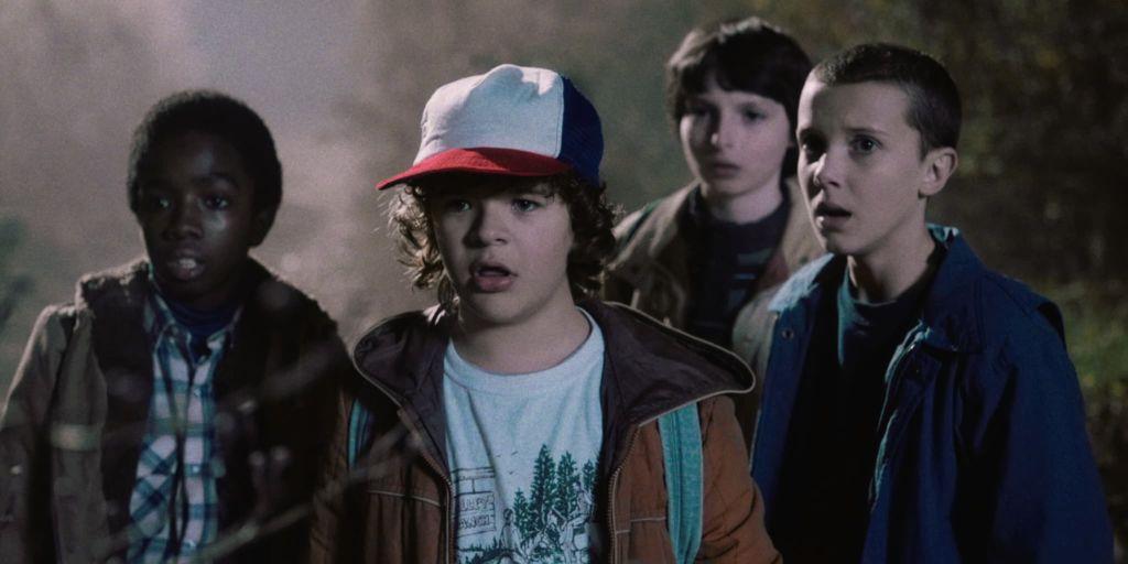 Netflix podría lanzar artículos basados en series de TV - netflix-stranger-things