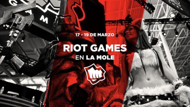 Riot Games presente en evento de cómics y cultura pop más importante de México - riot-games-presente-en-la-mole-comic-con-800x450