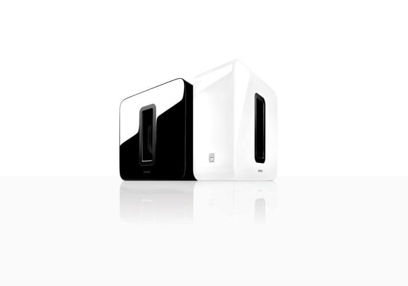 Sonos SUB, el poderoso subwoofer nueva versión blanca ¡Ya disponible en México! - sonos-sub-800x560