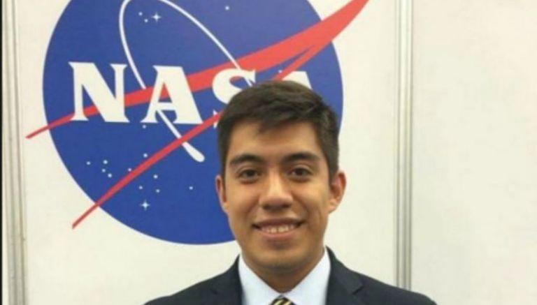 Yair Piña, estudiante mexicano seleccionado para ir a Marte - yair-pina-nasa