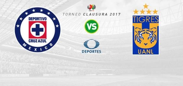 Cruz Azul vs Tigres, Jornada 11 del Clausura 2017 | Resultado: 0-0 - cruz-azul-vs-tigres-clausura-2017-en-vivo