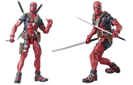 Hasbro presentará su nueva colección 2017 en la expo LA MOLE Comic - deadpool-legends-12