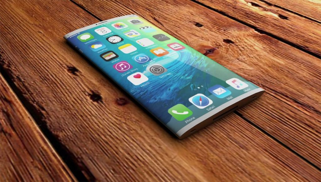 El iPhone 8 no tendría pantalla curva, según analistas - iphone-8-concept-grey