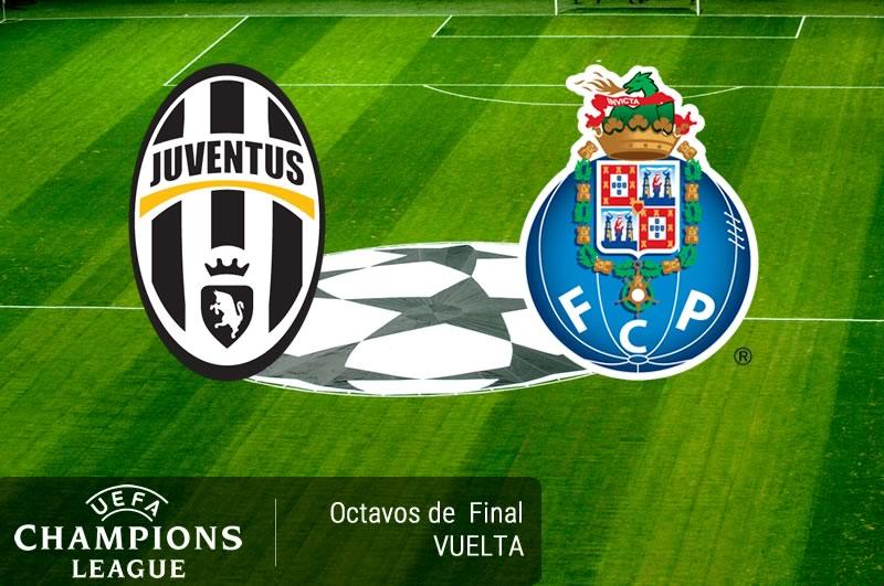 Juventus vs Porto, Champions League 2017 | Resultado: 1-0 - juventus-vs-porto-octavos-champions-2017
