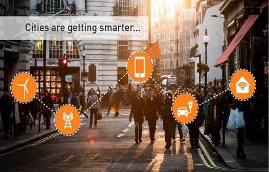 Novedades en tecnología de las ciudades inteligentes durante el MWC17 - mwc-smart-city