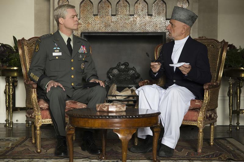 Primeras imágenes de War Machine con Brad Pitt; película original de Netflix - netflix-war-machine-brad-pitt