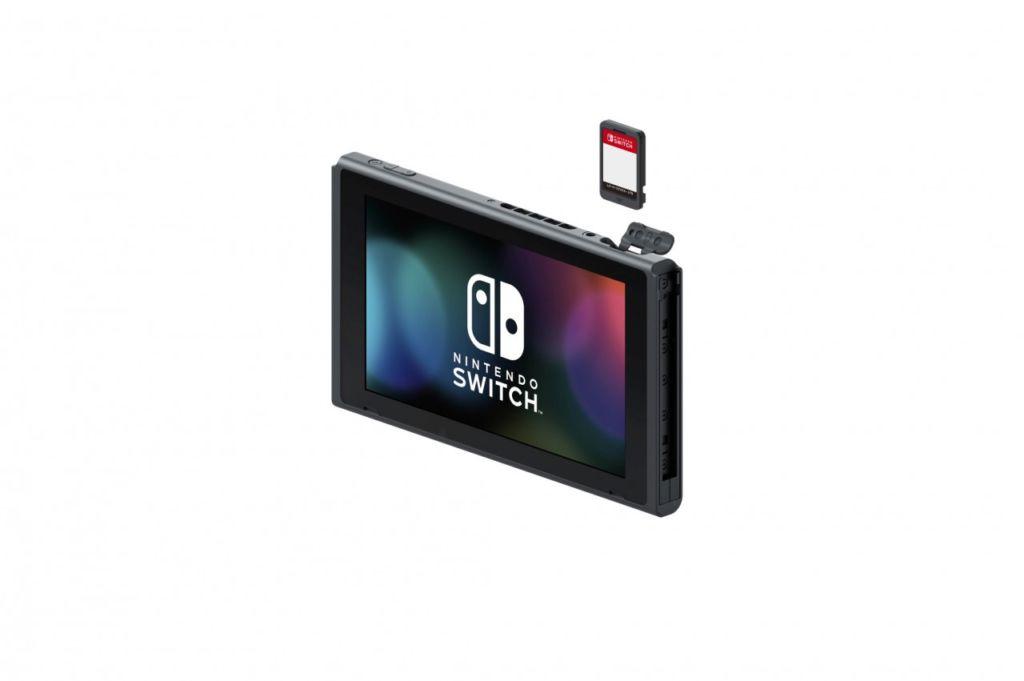 Los cartuchos de la Nintendo Switch tienen mal sabor - nintendo-switch-gamecard