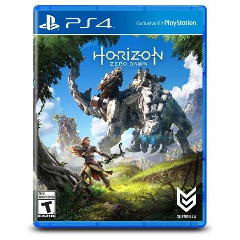 Horizon Zero Dawn superó en 2 semanas las ventas mundiales de 2.6 millones