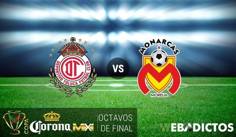 Monarcas sigue en la Copa MX