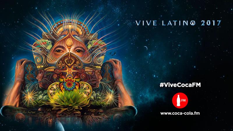 vive latino 2017 por internet Ve el Vive Latino 2017 en vivo por Coca Cola.FM y Twitter ¡Entérate!