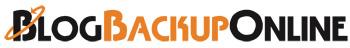 Haz un respaldo de tu blog periodicamente sin complicaciones - blogbackuponline_logo