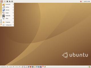 Temas Visuales Para XP - Transforma tu Escritorio de XP a Ubuntu - ubuntutheme1
