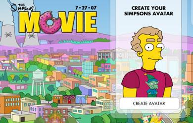 crear avatar los simpsons Crea tu avatar de los Simpsons