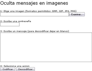 Ocultar Archivos O Texto Dentro de Una Imagen - cryptimg_screenshot