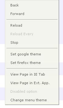 Proto.Menu Un Menú Contextual Ligero En Javascript Utilizando Prototype - menu_contextual_javascript
