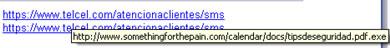 Cuidado: Phishing Utilizando Correos Provenientes de Telcel - phishing_telcel