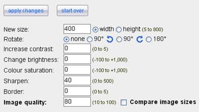 webresizer screenshot2 WebResizer Cortar, Redimensionar y Editar Imagenes Online Gratis