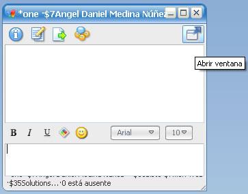 Integra Meebo En Firefox - meebo_popup