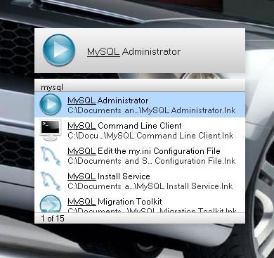 Colibri Una Forma Diferente De Acceder A Tus Aplicaciones En Windows - colibri_screenshot_1