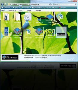 Cambiar el fondo de carpetas en Windows vista - cambiar-fondo-usb-vista