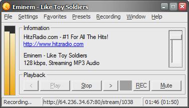 Escuchar Radio en Internet - screen_07