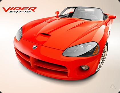 Imagenes de carros en vectores - viper-vectores