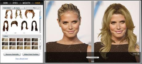 Realiza tu cambio de look con cortes de cabello y maquillaje en línea con Taaz - cambiar-de-look-en-linea