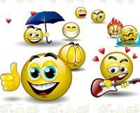 emoticonos gratis Iconos para messenger gratis