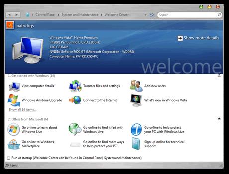 Leopard Transformation Pack para Windows Vista, Vista OS X - mac-transformation-vista