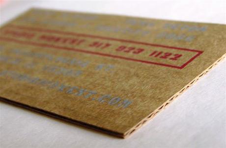 tarjetas de presentacion Ejemplos de tarjetas de presentacion