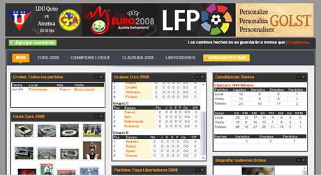 Noticias de futbol, resultados, fotos y mas en Golst - noticias-futbol