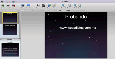 Crear presentaciones powerpoint on line con 280Slides - presentaciones-powerpoint