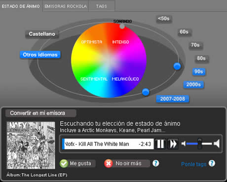 Escuchar musica en Rockola.fm - escuchar-musica