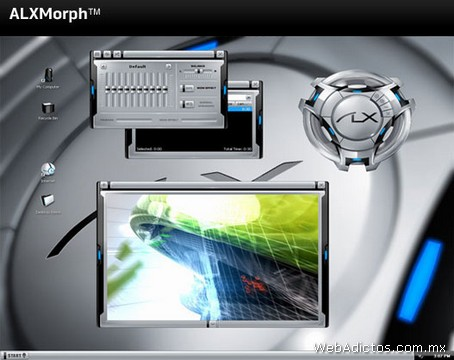 temas windows alxmorph Temas Windows, AlienGUIse Theme Manager